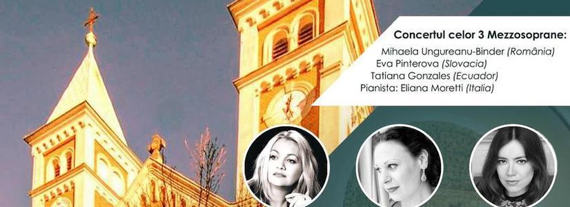 """Concert la biserica românească """"Sf. Antonie"""" din Viena"""