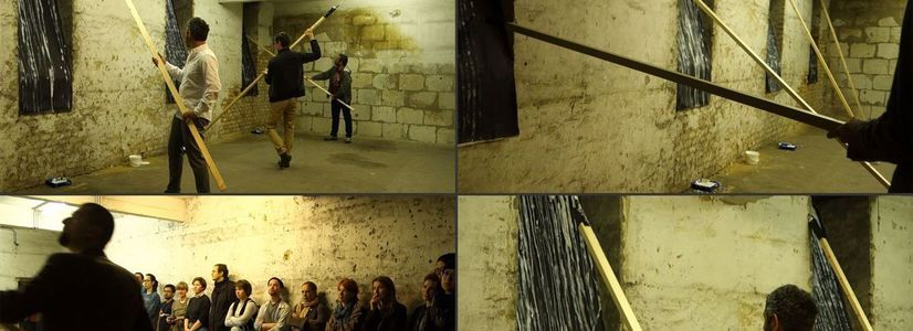 """Ausstellung NOIMA """"dLIGHT"""" in der Schleifmühlgasse 12-14 Galerie in Wien"""