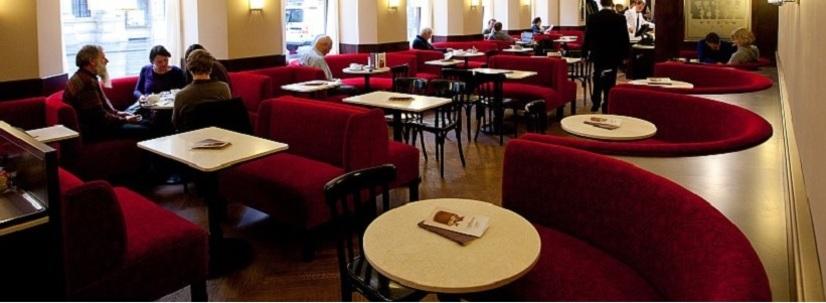 """Norman Manea invitat la """"Ziua Cafelei"""" în Viena"""