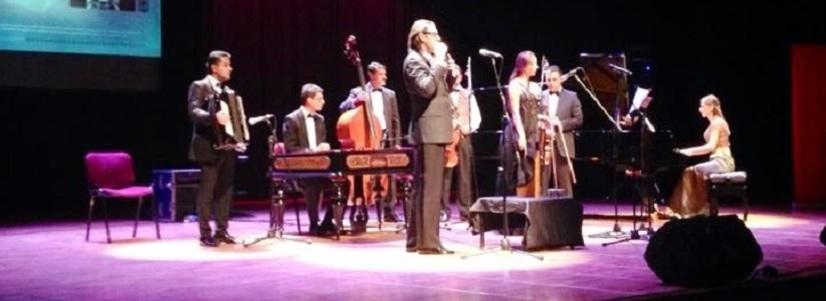 Concert Nicolae Voiculeţ la Bratislava