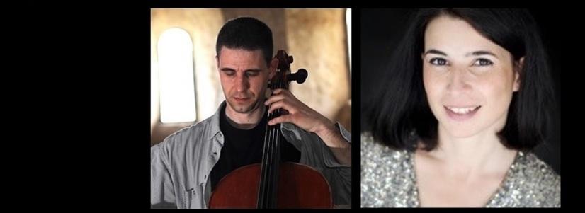 """""""Meditaţie ebraică"""" – Concert susţinut de Andrei Kivu şi Mara Dobresco"""