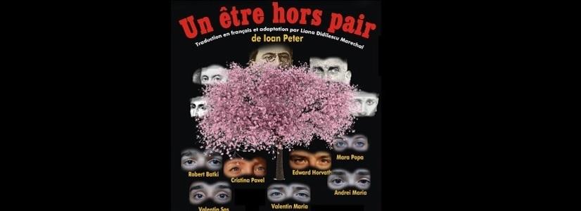 """Das Theaterstück """"Un être hors pair"""" (""""Ein Mensch ohne Gleichen"""")  im Wiener OFF Theater"""