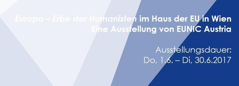 Europa – Erbe der Humanisten im Haus der EU in Wien