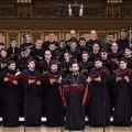 Cvintetul psaltic Tronos în recital la Viena