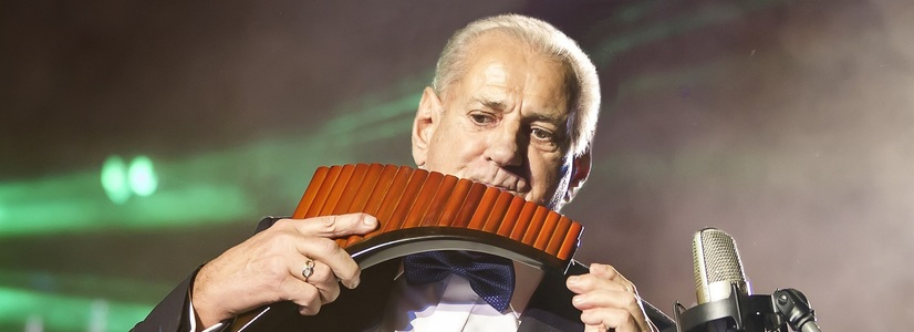 Concert Gheorghe Zamfir la Zagreb