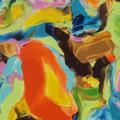 """Expoziţia """"Colorfields"""" a artistei Liana Dragomir la Galeria ICR Viena"""