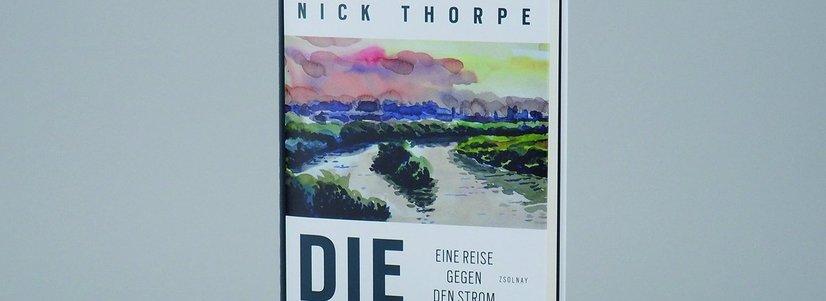 """Prezentarea volumului """"Die Donau – Eine Reise gegen den Strom"""" de Nick Thorpe"""