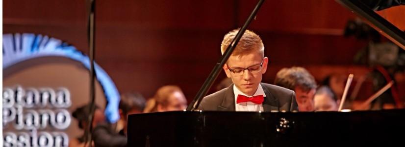 Klavierkonzert mit Cadmiel Boțac im RKI Wien
