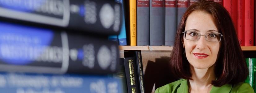 """""""Von Utopie zur Wirklichkeit: Die Kulturpolitik der Nachkriegszeit"""" –  Vortrag von Dr. Mădălina Diaconu"""