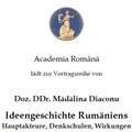 """Prelegerea """"Spre și după Europa:  controverse cultural-ideologice după aderarea României la Uniunea Europeană"""""""