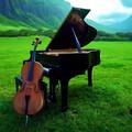 Ion Storojenco (violoncel) şi David Hausknecht (pian) în recital la ICR Viena