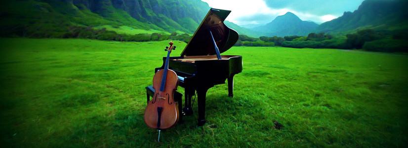 Konzert mit Ion Storojenco (Cello) und David Hausknecht (Klavier) im RKI Wien