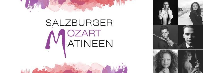 Festkonzert im Rahmen der Salzburger Mozart Matineen