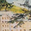 """Expoziția """"Landscape Reset"""" semnată de Cristina Coza-Damian  la FIVE PLUS Art Gallery din Viena"""