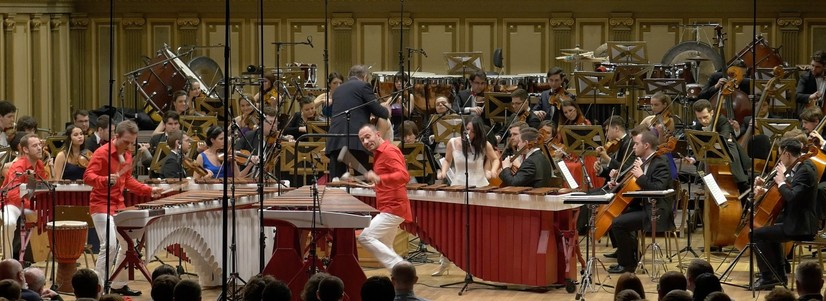 Orchestra Română de Tineret şi Cvartetul Wave în concert la Sala Mare a Musikverein