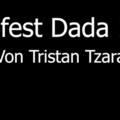 Proiect literar: Tristan Tzara, insurgentul Dada