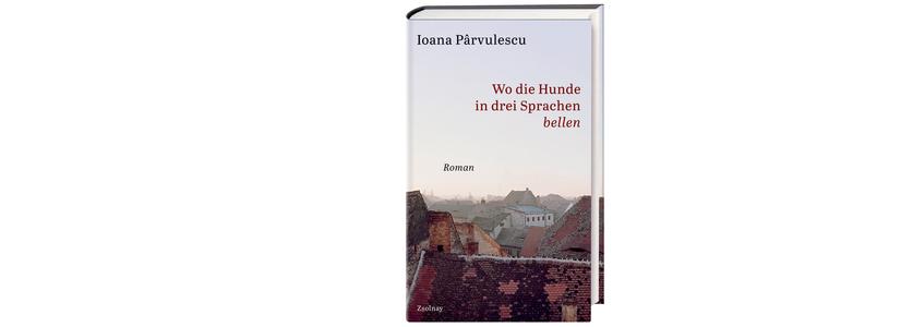 """""""Wo die Hunde in drei Sprachen bellen"""": Ioana Pârvulescu im Online-Gespräch mit Georg Aescht und Florin Oprescu"""