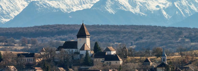 Kirchenburgenlandschaft Siebenbürgen: Ein europäisches Kulturerbe