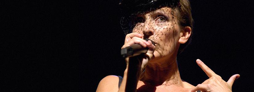 Sanda Weigl @ Balkan Fever Festival 2010