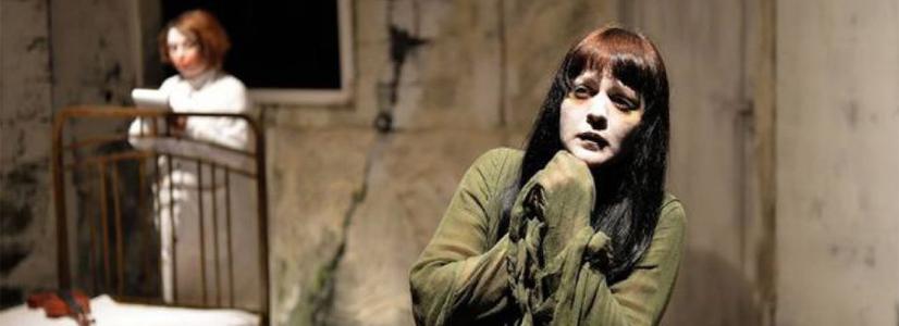 """Spectacolul """"Despre sexul femeii – un câmp de luptă în războiul din Bosnia"""" de Matei Vişniec la teatrul Pygmalion"""