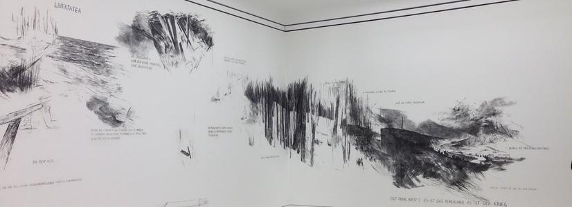 Die rumänische Künstlerin Raluca Popa zu Gast im Leopold Museum