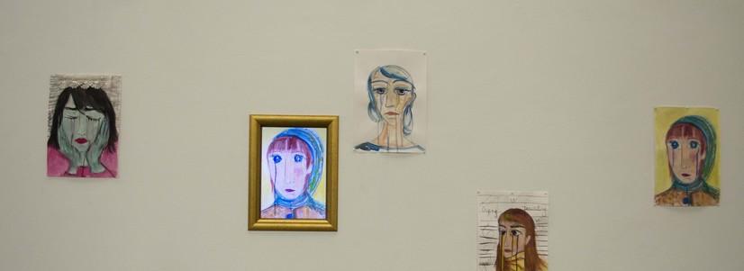 """Participarea artistei Andra Nedelcu la expoziţia """"Junge Kunst aus CEE""""/""""Young Art from CEE"""""""