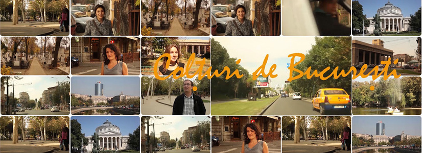 Dokumentarfilm Bukarester Ecken (Colţuri de Bucureşti)  von Vlad Trandafir im RKI Wien
