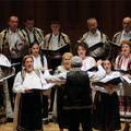 """Corul de cameră """"Emil Monţia"""" concertează la Viena"""