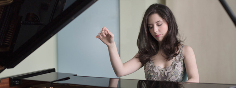Pianista Alina Bercu în recital la Institutul Cultural Român de la Viena