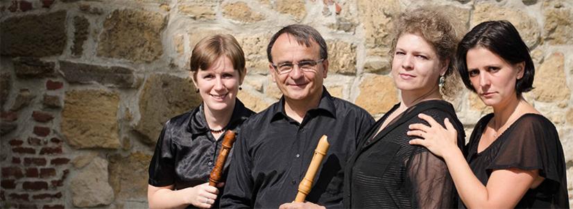 Multiculturalitatea în muzica veche din România (sec. XVII-XVIII) - Recital al ansamblului Flauto Dolce