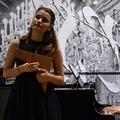 Andreea Chira şi Ruben Doran în concert la ICR Viena