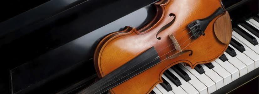Duo-Rezital mit Claudia Bara (Klavier) und George Tudorache (Violin)