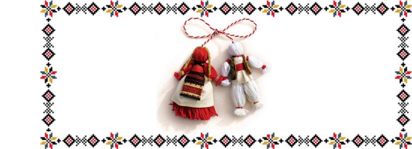 Frühlingsfest zur Rumänischen Märzchenfeier