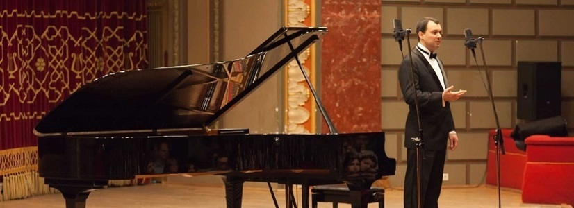 Konzert des Pianisten Nicolae Dumitru im Alten Rathaus